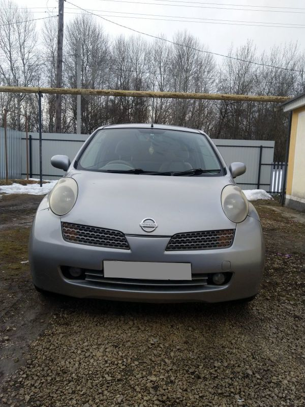 Nissan March, 2004 год, 150 000 руб.