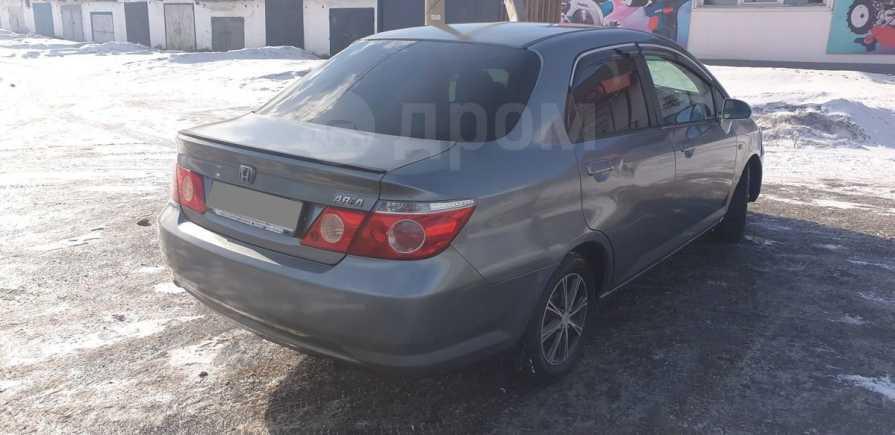 Honda Fit Aria, 2005 год, 170 000 руб.