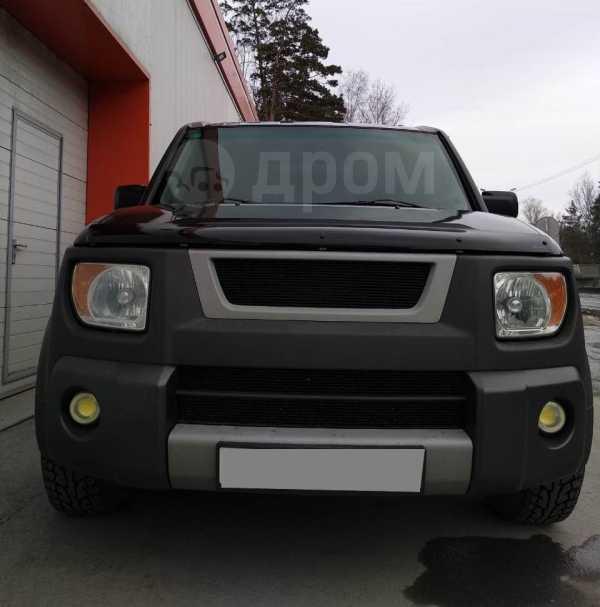 Honda Element, 2004 год, 545 000 руб.