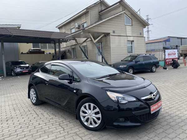 Opel Astra GTC, 2012 год, 467 000 руб.