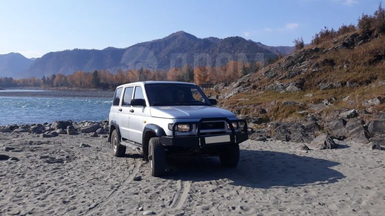 УАЗ Симбир, 2005 год, 270 000 руб.
