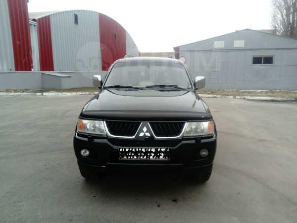 Mitsubishi Pajero Sport, 2007 год, 700 000 руб.