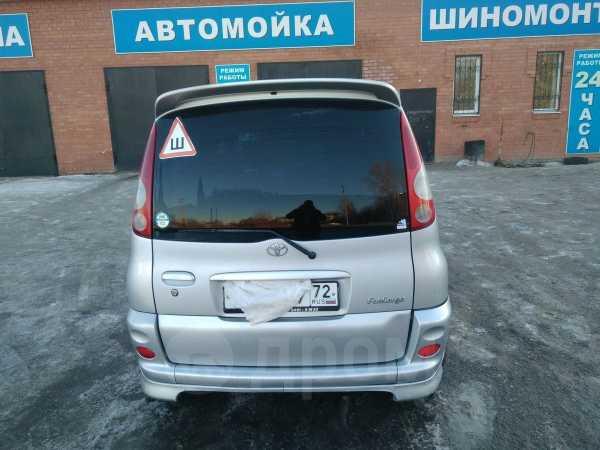 Toyota Funcargo, 2001 год, 237 000 руб.