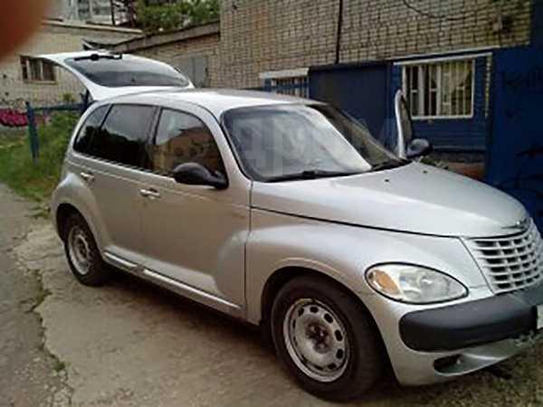 Chrysler PT Cruiser, 2001 год, 250 000 руб.
