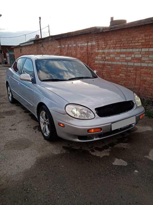 Daewoo Leganza, 2000 год, 125 000 руб.