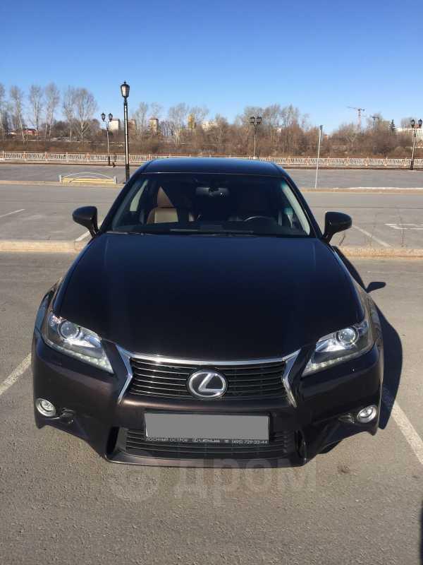 Lexus GS250, 2014 год, 1 699 000 руб.