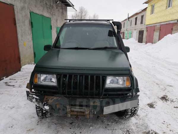 Suzuki Escudo, 1992 год, 210 000 руб.