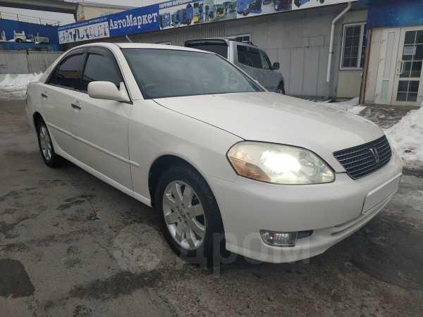 Toyota Mark II, 2002 год, 289 000 руб.
