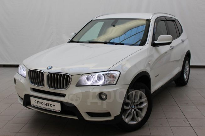 BMW X3, 2012 год, 920 000 руб.