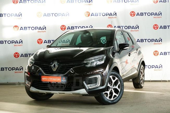 Renault Kaptur, 2018 год, 1 060 000 руб.