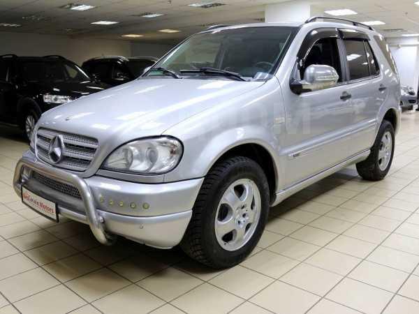 Mercedes-Benz M-Class, 1998 год, 335 000 руб.