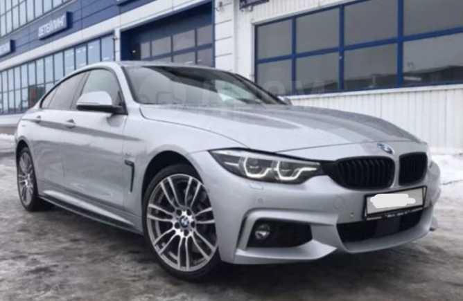 BMW 4-Series, 2017 год, 2 399 999 руб.