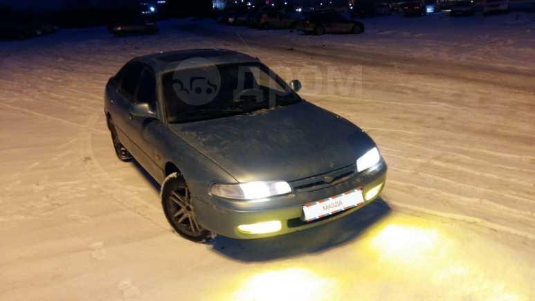 Mazda 626, 1995 год, 155 000 руб.
