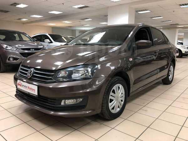 Volkswagen Polo, 2015 год, 485 000 руб.