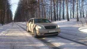 Екатеринбург LS430 2001