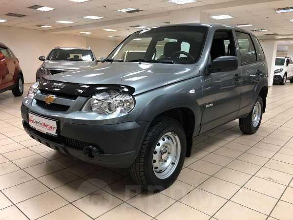 Chevrolet Niva, 2016 год, 475 000 руб.