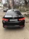 Kia Optima, 2017 год, 1 270 000 руб.