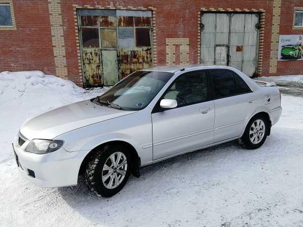 Mazda Protege, 2002 год, 180 000 руб.