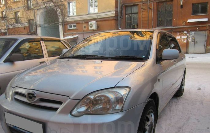 Toyota Corolla Runx, 2004 год, 310 000 руб.