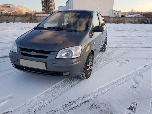 Hyundai Getz, 2002 год, 200 000 руб.
