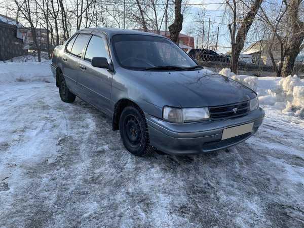 Toyota Tercel, 1992 год, 55 000 руб.