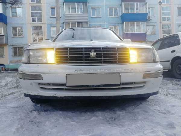 Toyota Crown, 1992 год, 185 000 руб.