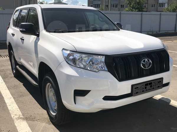 Toyota Land Cruiser Prado, 2020 год, 2 581 000 руб.