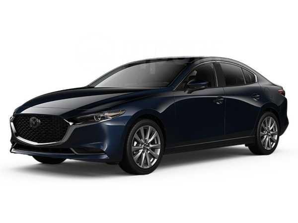 Mazda Mazda3, 2019 год, 1 665 650 руб.