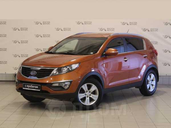 Kia Sportage, 2011 год, 699 000 руб.