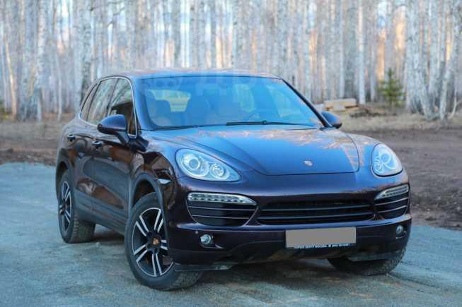 Porsche Cayenne, 2011 год, 1 595 000 руб.