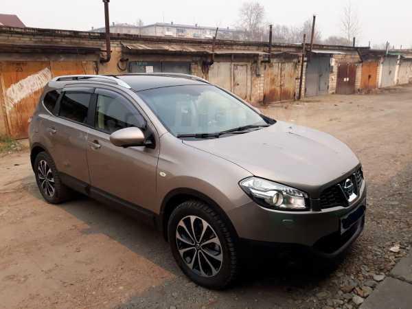 Nissan Qashqai+2, 2012 год, 870 000 руб.