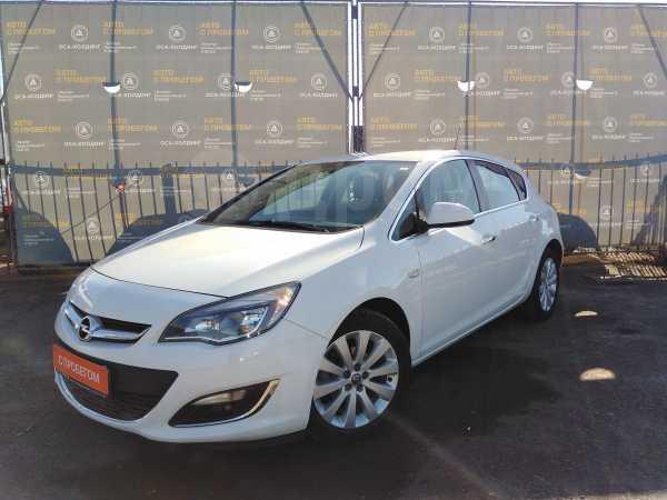 Opel Astra, 2012 год, 457 000 руб.