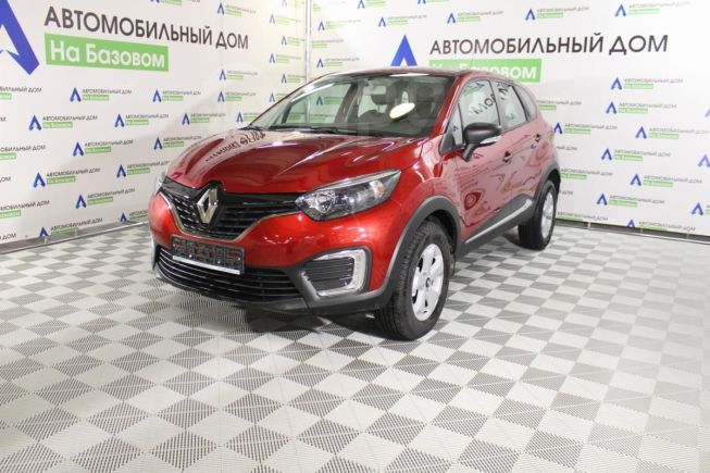 Renault Kaptur, 2019 год, 994 990 руб.