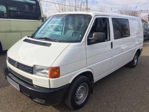 Volkswagen Transporter, 2002 год, 499 000 руб.