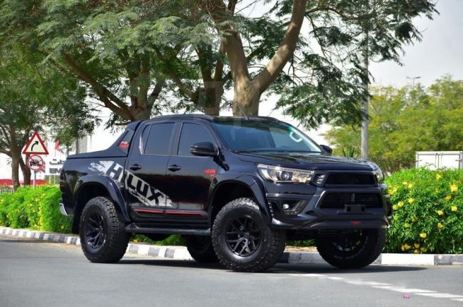 Toyota Hilux Pick Up, 2020 год, 4 900 000 руб.