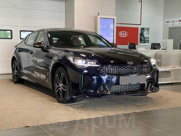 Kia Stinger, 2019 год, 2 430 900 руб.