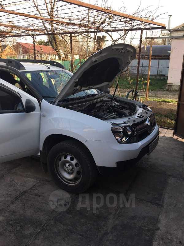 Renault Duster, 2017 год, 695 000 руб.