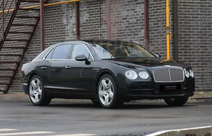 Bentley Flying Spur, 2014 год, 4 800 000 руб.