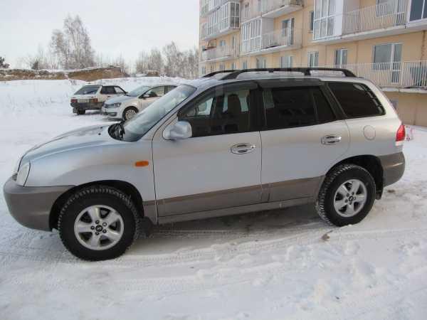 Hyundai Santa Fe Classic, 2007 год, 490 000 руб.