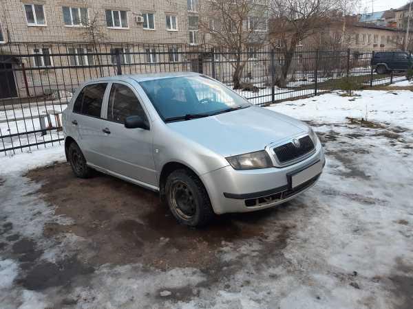 Skoda Fabia, 2004 год, 170 000 руб.