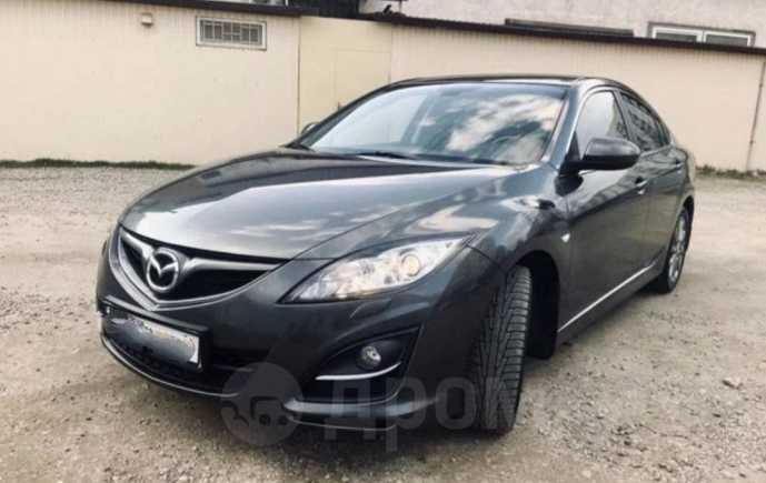 Mazda Mazda6, 2012 год, 670 000 руб.