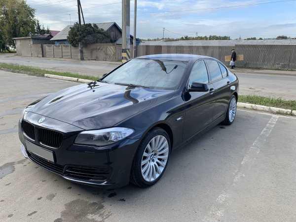 BMW 5-Series, 2010 год, 1 100 000 руб.