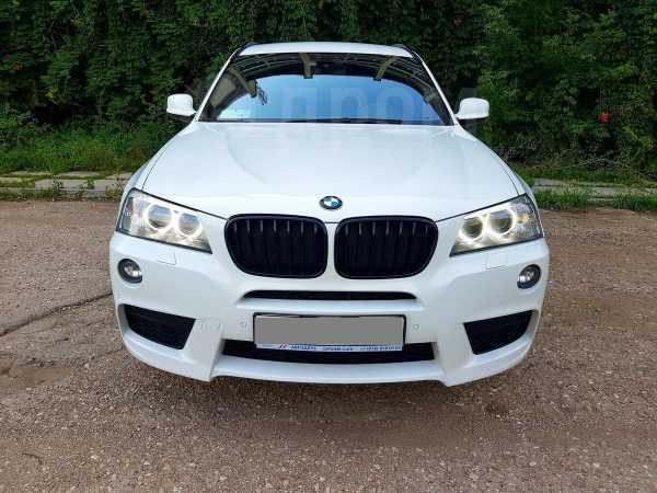 BMW X3, 2011 год, 1 299 000 руб.