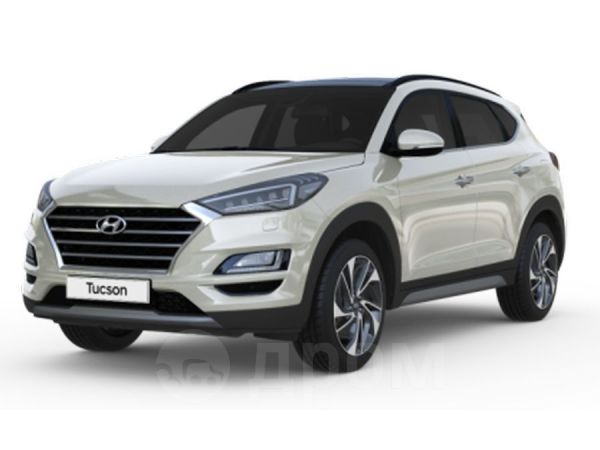 Hyundai Tucson, 2020 год, 1 924 000 руб.