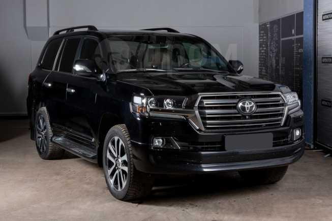 Toyota Land Cruiser, 2018 год, 4 368 000 руб.