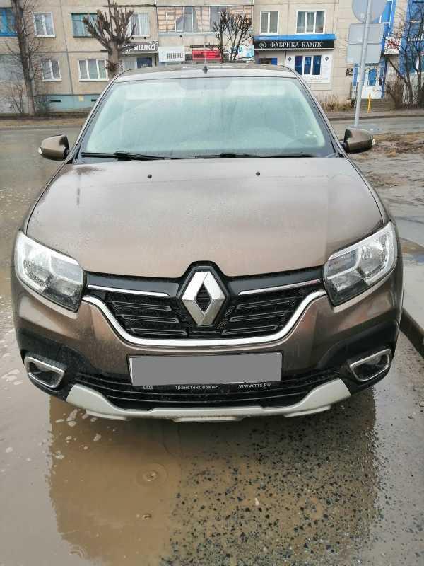 Renault Logan Stepway, 2019 год, 680 000 руб.