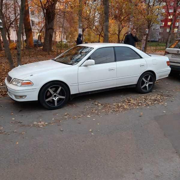 Toyota Mark II, 1997 год, 349 000 руб.
