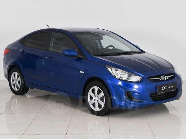 Hyundai Solaris, 2013 год, 544 000 руб.