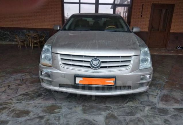Cadillac STS, 2005 год, 99 999 руб.