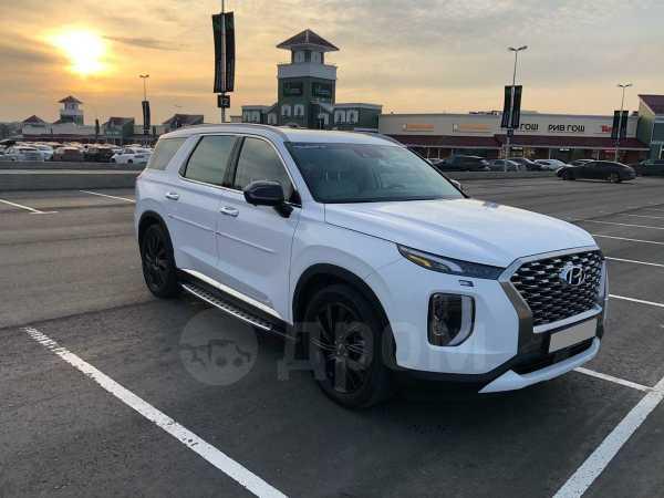 Hyundai Palisade, 2019 год, 4 200 000 руб.